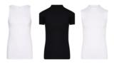 Beeren Heren  Comfort Feeling Singlets Mouwloos Shirt T Shirt_