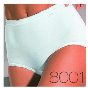 Cotonella midi slip 8001